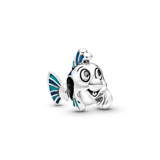 Disney The Little Mermaid Flounder Fabius Charm-Anhänger
