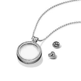 Floating Locket Set - PANDORA - #B801088-60
