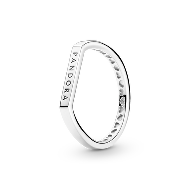 Stacking-Ring mit Logo